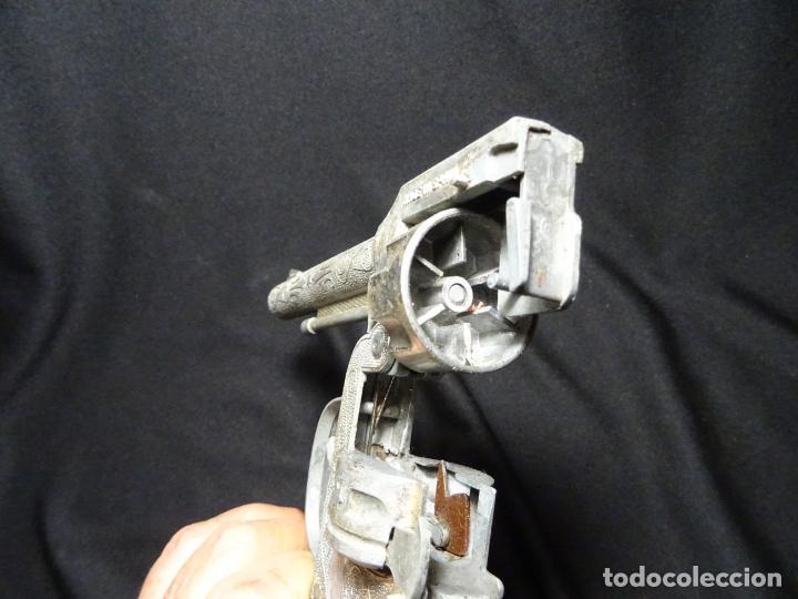 Juguetes antiguos Joal: pistola JOAL, modelo primero RARO de pistones - Foto 3 - 193881748