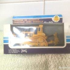 Brinquedos antigos Joal: TRACTOR DE CADENAS REF. D-10 JOAL. NUEVO.. Lote 205181765
