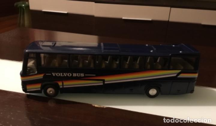 Juguetes antiguos Joal: Autobus volvo joal impecable - Foto 2 - 194529263