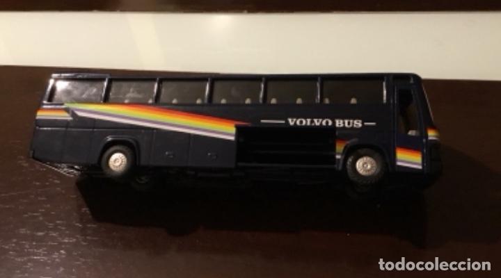Juguetes antiguos Joal: Autobus volvo joal impecable - Foto 8 - 194529263