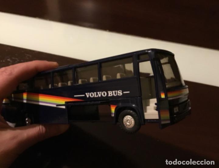 Juguetes antiguos Joal: Autobus volvo joal impecable - Foto 9 - 194529263