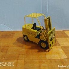 Brinquedos antigos Joal: ELEVADORA CATERPILLAR JOAL REGALO DE CATÁLOGO. Lote 195132930