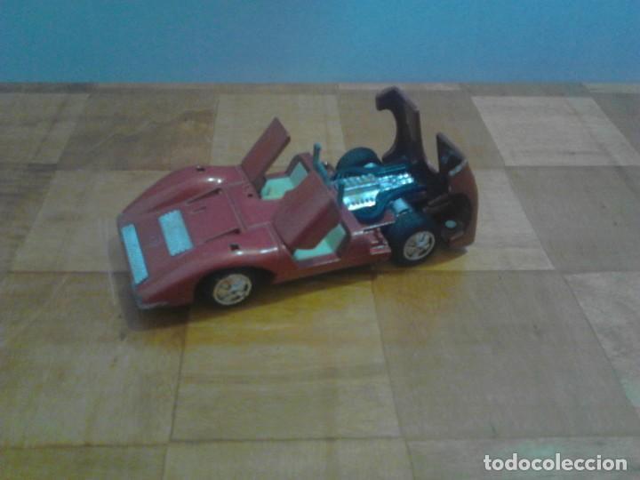 Juguetes antiguos Joal: Ferrari Can-am de JOAL y con catálogo Joal - Foto 2 - 202552930