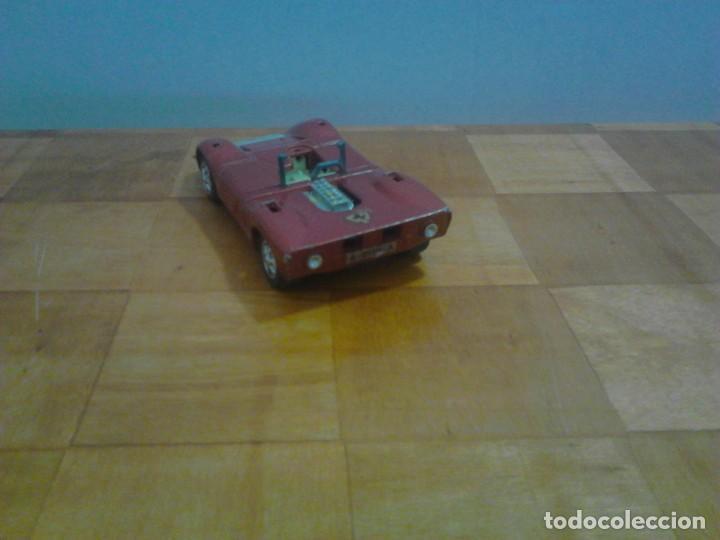 Juguetes antiguos Joal: Ferrari Can-am de JOAL y con catálogo Joal - Foto 4 - 202552930