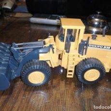 Brinquedos antigos Joal: JOAL VOLVO BM L-160. REF 227. PALA CARGADORA. Lote 204737696