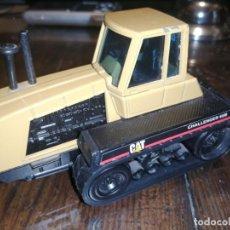 Brinquedos antigos Joal: TRACTOR CAT CHALLENGER 65, JOAL, REF 233. Lote 204738667