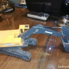 Brinquedos antigos Joal: EXCAVADORA AKERMAN EC620 FS, EC620 ME. COMPAT. JOAL. REF. 172. ESCALA 1/50. Lote 204739975
