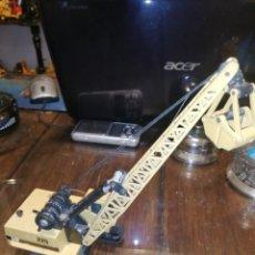 Brinquedos antigos Joal: JOAL EXCAVADORA CON DRAGA Y CADENAS CAT 225. Lote 204741835
