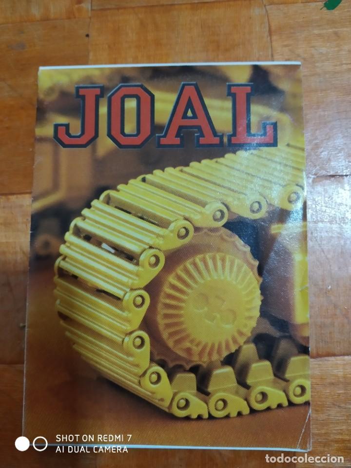 Juguetes antiguos Joal: Ferrari Can-am de JOAL y con catálogo Joal - Foto 5 - 202552930