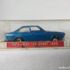 Juguetes antiguos Joal: SEAT 124 SPORT 1600/GUISVAL Nº3.. Lote 206148746
