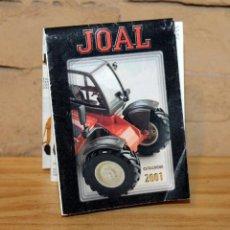 Juguetes antiguos Joal: JOAL - CATALOGO O FOLLETO - PLEGABLE. Lote 210340798