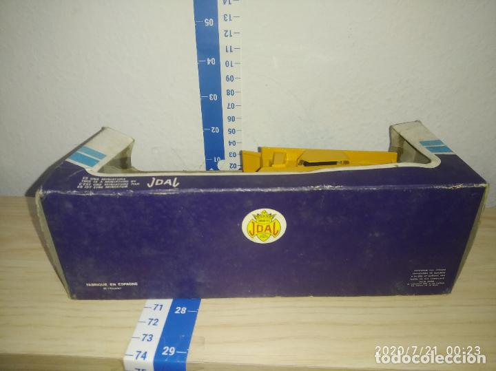 Juguetes antiguos Joal: TRACTOR CAT 631 CON VOLQUETE Caterpillar Años 70/80 nuevo en su caja made in Spain - Foto 8 - 212818665