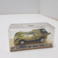 Juguetes antiguos Joal: MC LAREN M80 GRAN TOROS N°22 JOAL. Lote 236078965