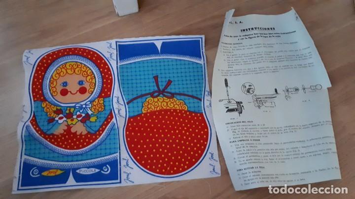 Juguetes antiguos Joal: ANTIGUA MAQUINA DE COSER PÍCCOLA JUGUETES JOAL FUNCIONANDO - Foto 2 - 247235115
