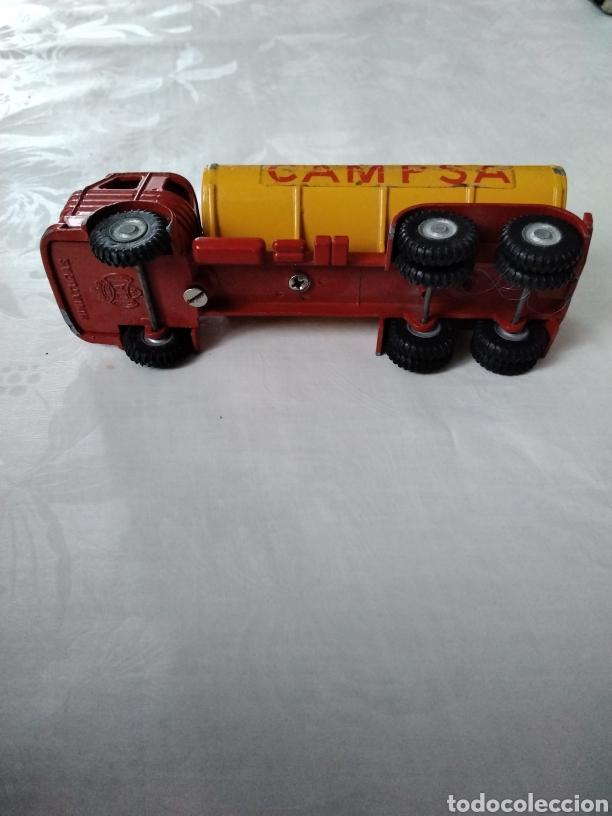 Juguetes antiguos Joal: Camion metálico JOAL CAMPSA - Foto 4 - 255937165
