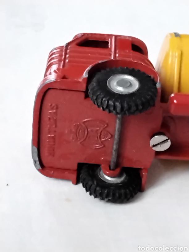 Juguetes antiguos Joal: Camion metálico JOAL CAMPSA - Foto 5 - 255937165