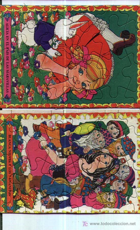 Juguetes antiguos y Juegos de colección: ROMPECABEZAS INFANTILES - Foto 3 - 4203053