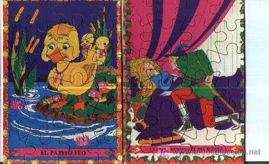 Juguetes antiguos y Juegos de colección: ROMPECABEZAS INFANTILES - Foto 4 - 4203053