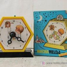 Juguetes antiguos y Juegos de colección: HUCHA RELOJ - VILPA. Lote 13315435
