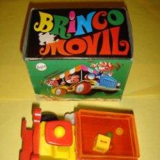 Juguetes antiguos y Juegos de colección: JUGUETE CAMION BRINCO MOVIL PAYVA. Lote 14582084