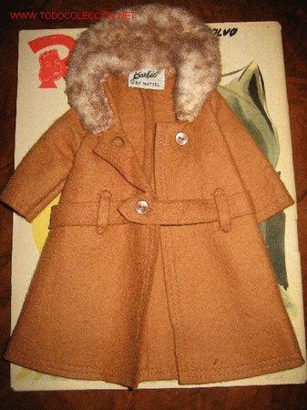 Ropa abrigo antigua