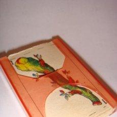 Juguetes antiguos y Juegos de colección: ANTIGUA BARAJA DE JUGUETE IMPECABLE. Lote 27415513