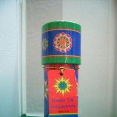Juguetes antiguos y Juegos de colección: JUGUETE DE HOJALATA CALIDOSCOPIO. Lote 29315164