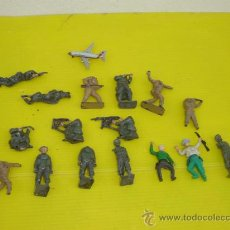 Juguetes antiguos y Juegos de colección: SOLDADOS DE PLOMOS. Lote 12039141