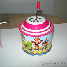 Juguetes antiguos y Juegos de colección: JUGUETE MUSICAL- REBAJADO. Lote 27114484