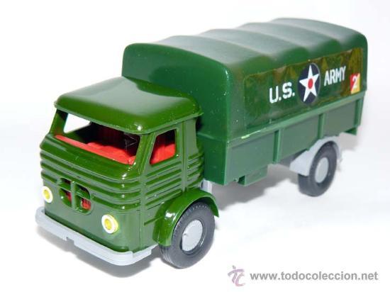 Camion PEGASO EUROPA 1065 Comet CRUZ ROJA Ambulancia