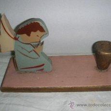 Juguetes antiguos y Juegos de colección: PALMATORIA DE MADERA. Lote 26874911