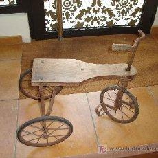 Juguetes antiguos y Juegos de colección - triciclo antiguo - 26443989