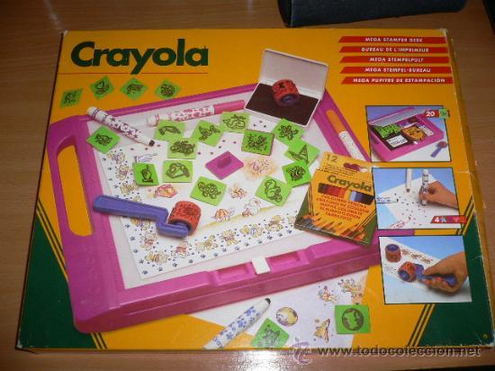 crayola maletin de actividades - Comprar en todocoleccion - 26785015