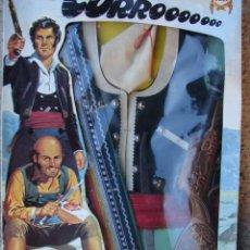 Juguetes antiguos y Juegos de colección: DISFRAZ DE CURRO JIMENEZ - YELU. Lote 54065879