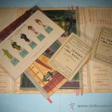 Juguetes antiguos y Juegos de colección: COMEDIA EL TESORO DEL RAJA, TEATRO DE LOS NIÑOS EDICIONES SEIX&BARRAL HERMANOS. Lote 26802087