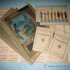 Juguetes antiguos y Juegos de colección: COMEDIA VIOLETA, TEATRO DE LOS NIÑOS, EDICIONES SEIX&BARRAL HERMANOS.. Lote 25775678