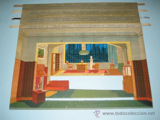 Juguetes antiguos y Juegos de colección: COMEDIA VIOLETA, TEATRO DE LOS NIÑOS, EDICIONES SEIX&BARRAL HERMANOS. - Foto 7 - 25775678