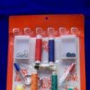 Juguetes antiguos y Juegos de colección: BLISTER CON ACCESORIOS DE COSER PARA NIÑA - SOBRE 1970. Lote 16531422