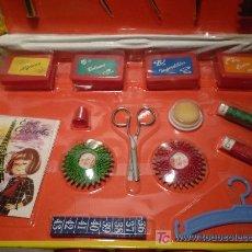 Juguetes antiguos y Juegos de colección: COSTURERO EVA COQUETA.. Lote 17503194