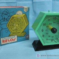 Juguetes antiguos y Juegos de colección: (VILPA) HUCHA RELOJ. Lote 22273305