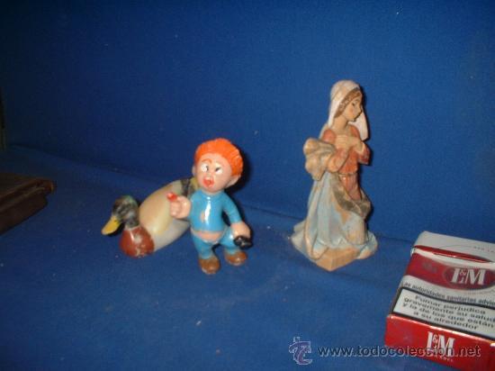 Juguetes antiguos y Juegos de colección: figuras de plastico - Foto 2 - 19328941