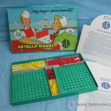 Juguetes antiguos y Juegos de colección: (VILPA) BATALLA NAVAL MUY ANTIGUO. Lote 18165969