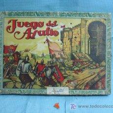 Juguetes antiguos y Juegos de colección: JUEGO DEL ASALTO ---------ANTIQUISIMO. Lote 18166135