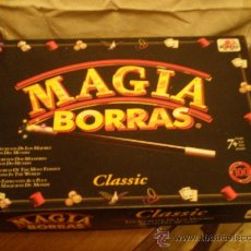 Juguetes antiguos y Juegos de colección: MAGIA BORRAS CLASSIC. Lote 18437423