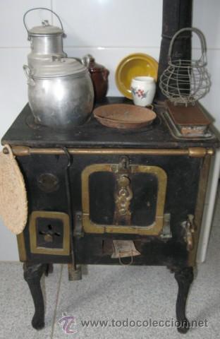 Fundiciones jose ca ameras cocina economica en comprar for Estufa para cocina economica