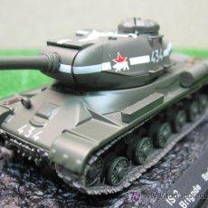 Juguetes antiguos y Juegos de colección: TANQUE IS-2 BERLIN(GERMANY)-1945. Lote 20566184