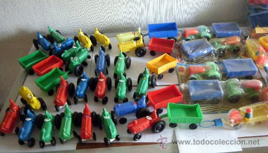 Lote f gran lote de juguetes de pl stico a os 6 comprar for Juguetes de plastico