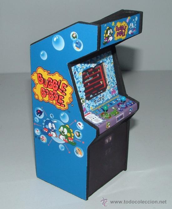 Bubble Bobble Replica Maquina Arcade Recreativa Comprar En