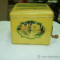 Juguetes antiguos y Juegos de colección: CAJA MUSICA DE JUGUETE. Lote 26483363