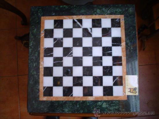 TABLERO DE AJEDREZ (Juguetes - Varios)